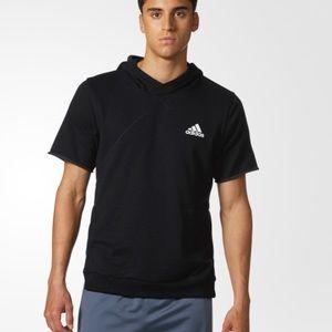 Adidas Cross Up Men's Hoodie
